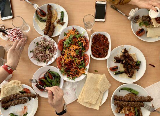 Taste delicious local food during customized Turkey tour
