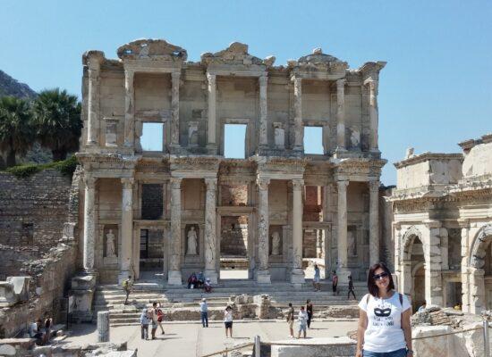 Visit Ephesus during your Turkey tour