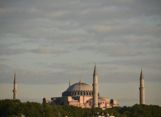 Marvellous Hagia Sophia in Turkey tour