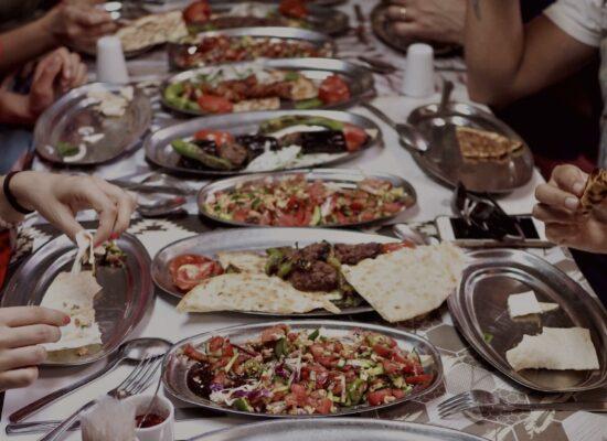 Meet with Turkish cuisine