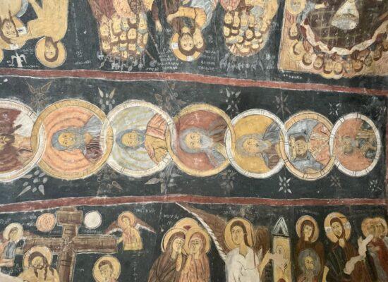 Cappadocia rock-cut churches