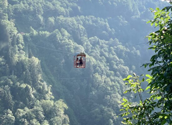 Ride on a cable car in this three day trip from Istanbul to Black Sea region