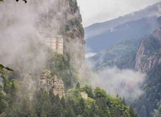 Visit Sumela Monastery in this three day trip from Istanbul to Black Sea region