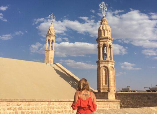 Syriac monasteries during customized Turkey tour